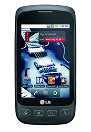 LG Optimus S Black