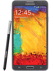 Samsung Galaxy Note III Black
