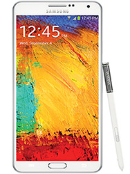 Samsung Galaxy Note III White