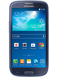 Galaxy SIII Blue Refurbished