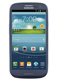 Samsung Galaxy SIII 16GB Blue