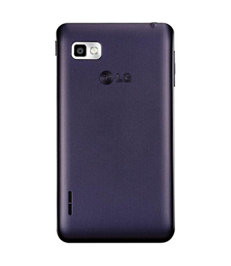 LG Optimus F3 Purple