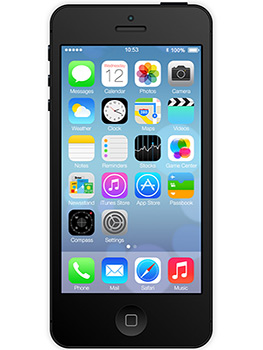 how big is an iphone 5 apple iphone 5 black mobile phone ting 18425