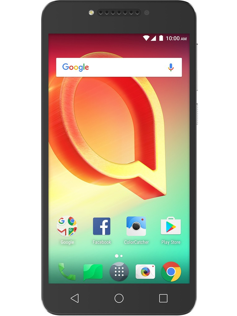 image of Alcatel-A50-front-Black