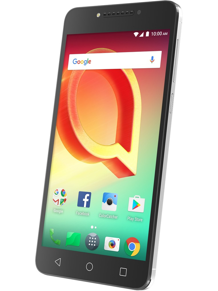 image of Alcatel-A50-side-Black