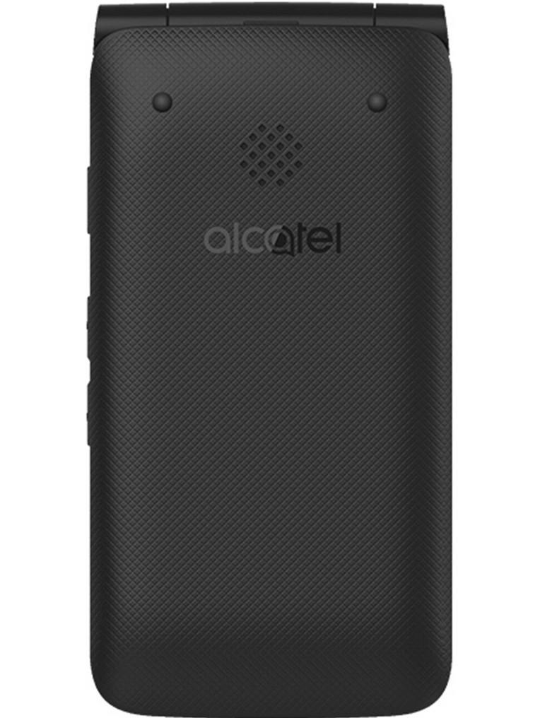 image of Alcatel-Go-Flip-back-Black
