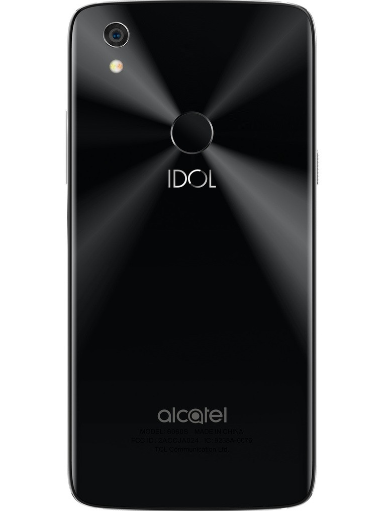 image of Alcatel-Idol-5S-back-Crystal-Black