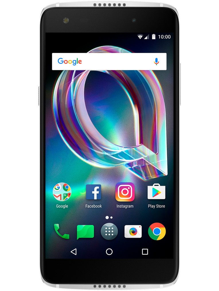 image of Alcatel-Idol-5S-front-Crystal-Black