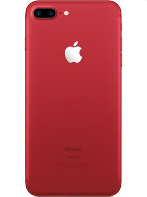 Apple-iPhone-7-Plus-back-(PRODUCT)RED