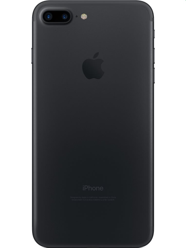 image of Apple-iPhone-7-Plus-back-Black