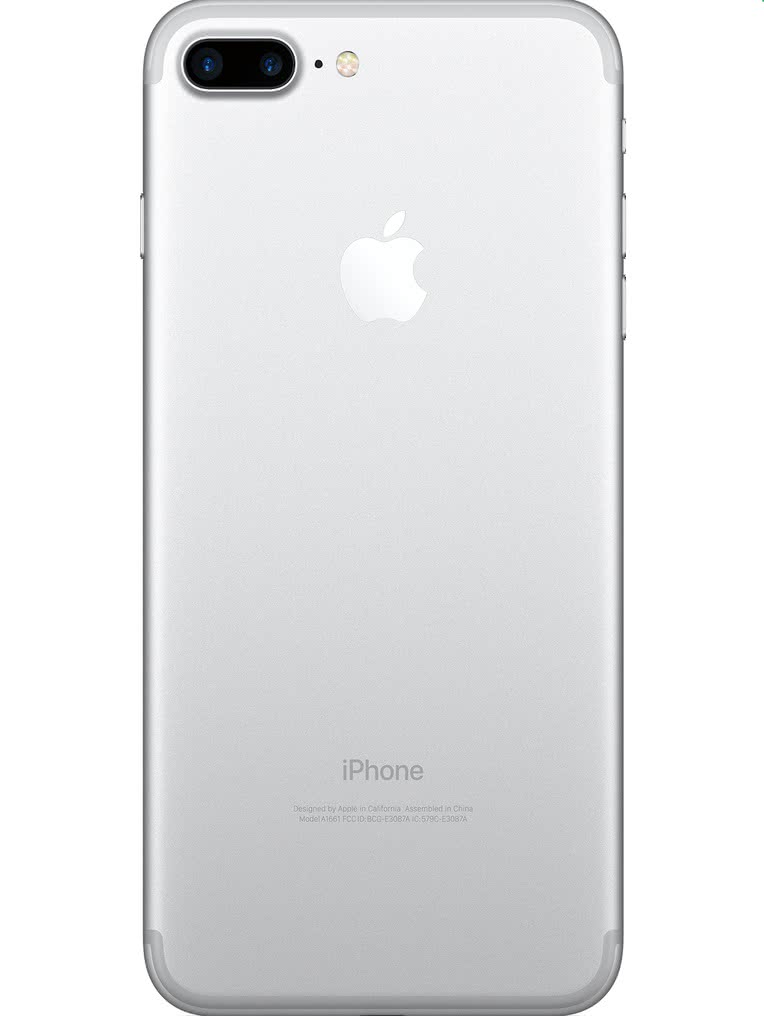 image of Apple-iPhone-7-Plus-back-Silver