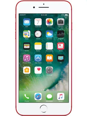Apple-iPhone-7-Plus-front-(PRODUCT)RED