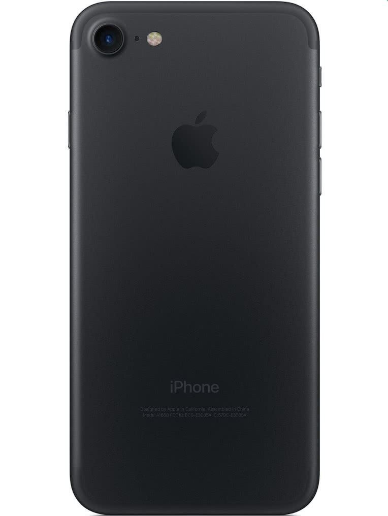 image of Apple-iPhone-7-back-Black