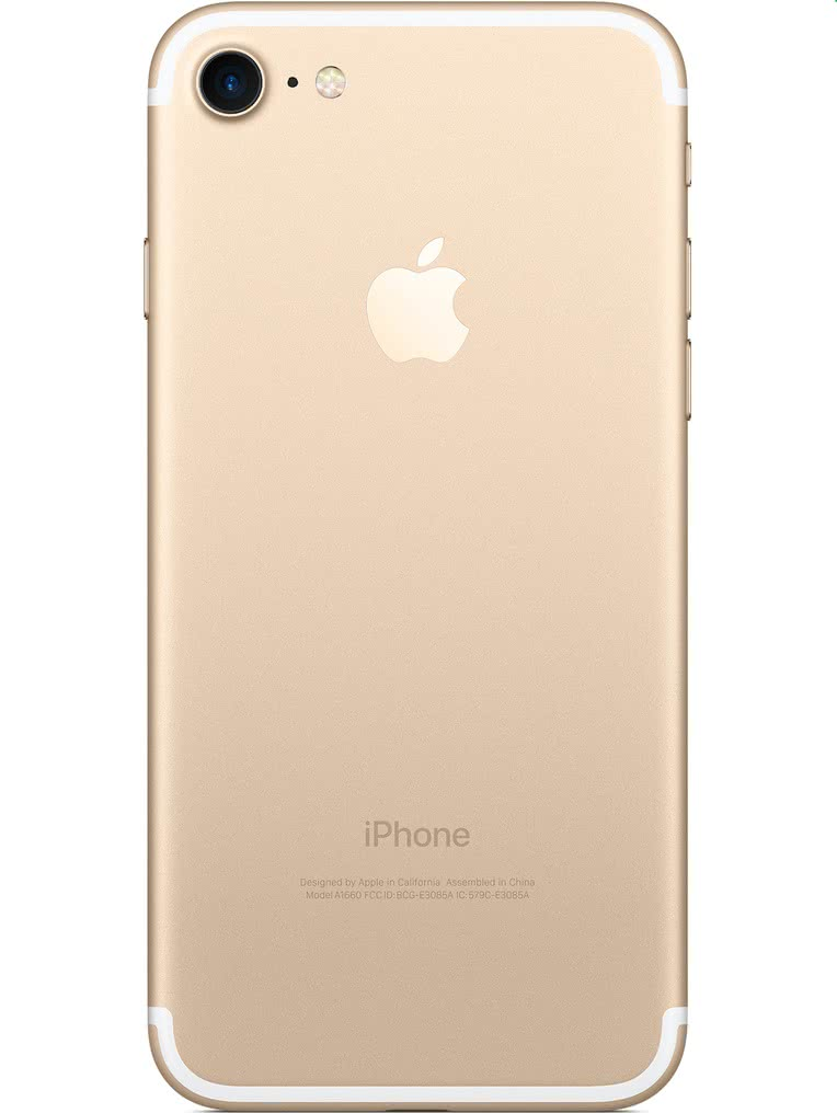 image of Apple-iPhone-7-back-Gold