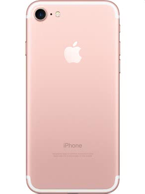 Apple-iPhone-7-back-Rose-Gold