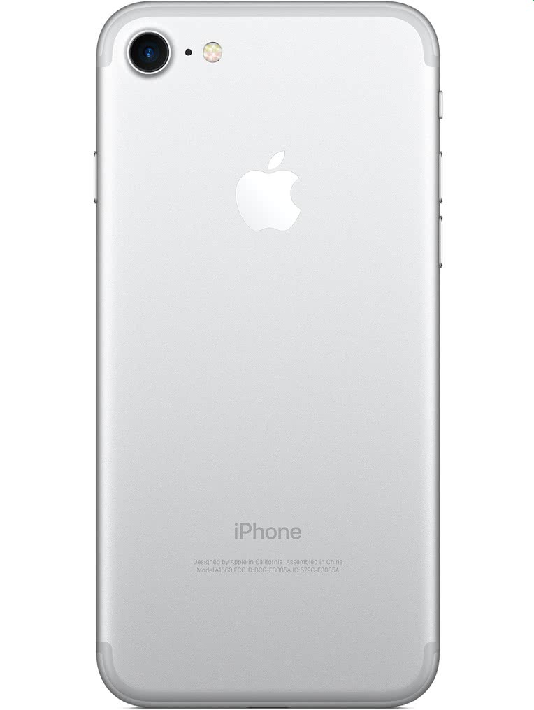 image of Apple-iPhone-7-back-Silver