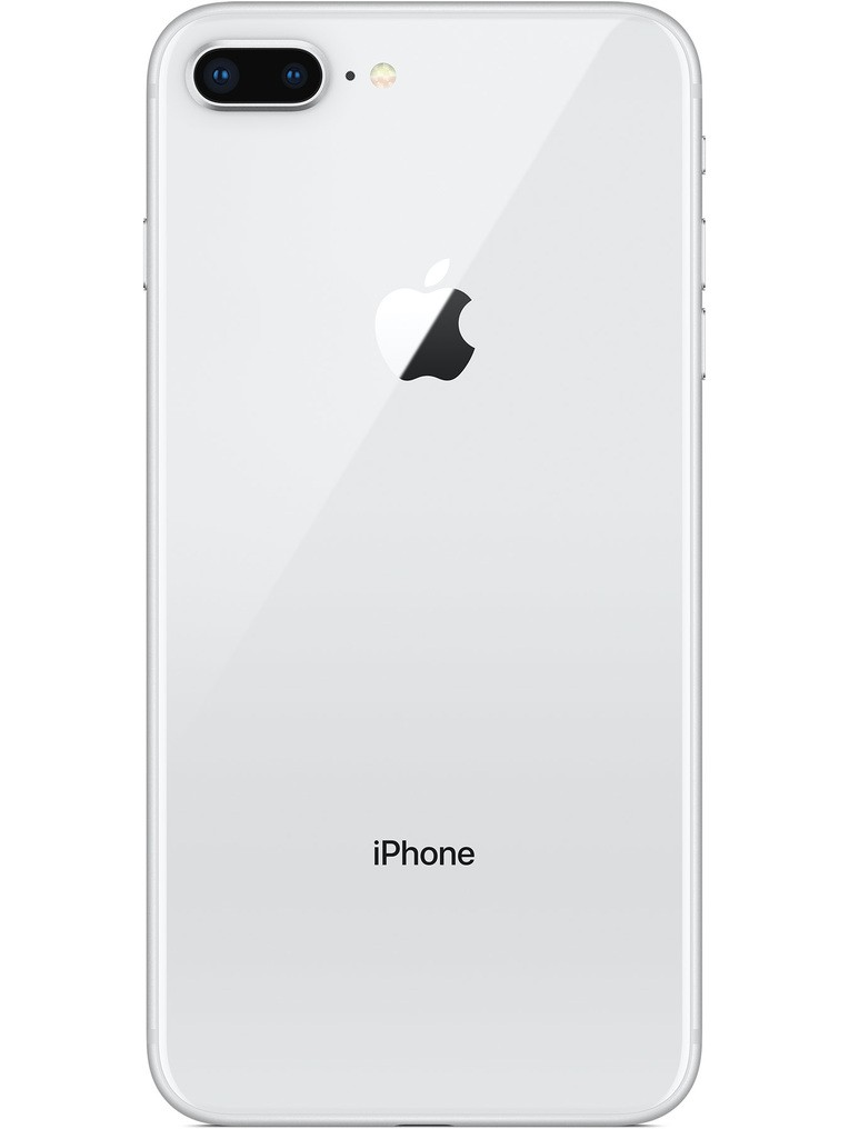 image of Apple-iPhone-8-Plus-back-Silver
