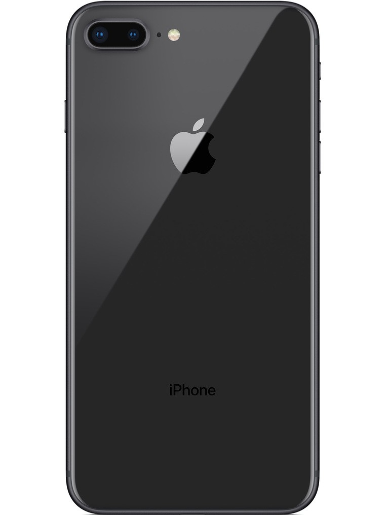 image of Apple-iPhone-8-Plus-back-Space-Gray