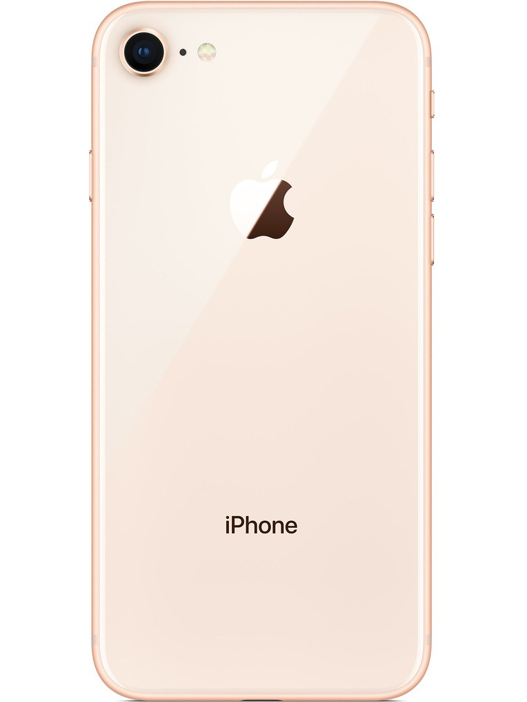 image of Apple-iPhone-8-back-Gold