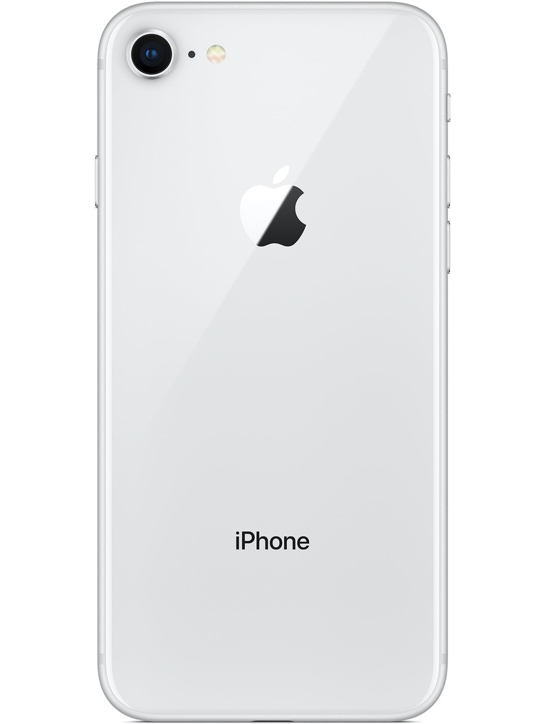 image of Apple-iPhone-8-back-Silver