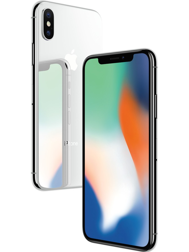 image of Apple-iPhone-X-angle_1-Silver