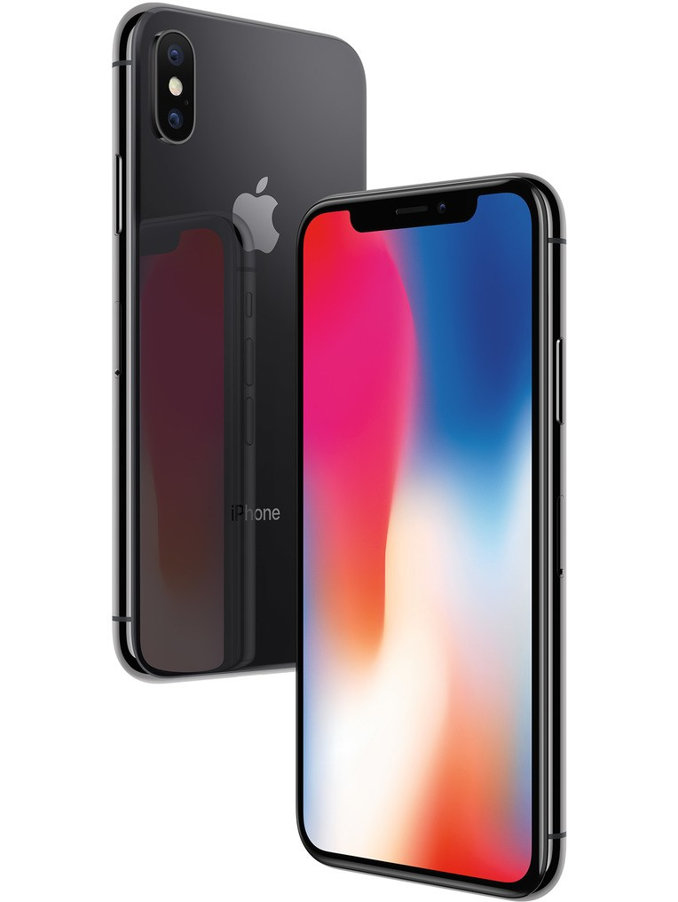 image of Apple-iPhone-X-angle_1-Space-Gray