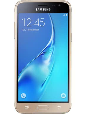 Samsung-J3-front-Gold