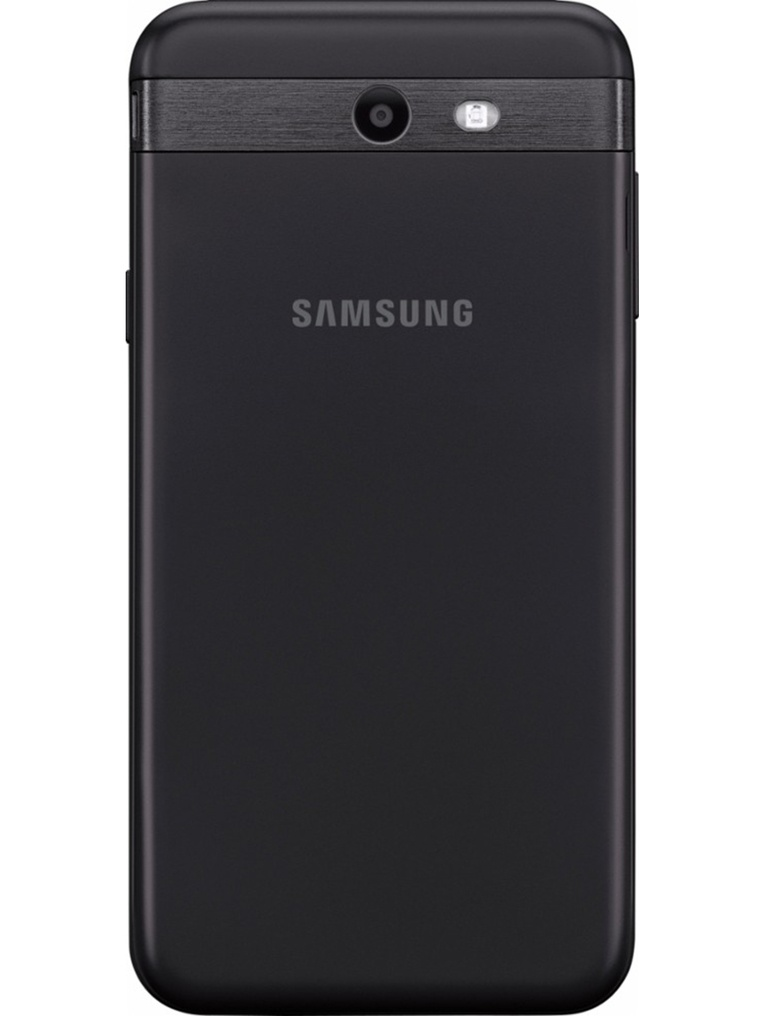 image of Samsung-J7-Perx-back-Black