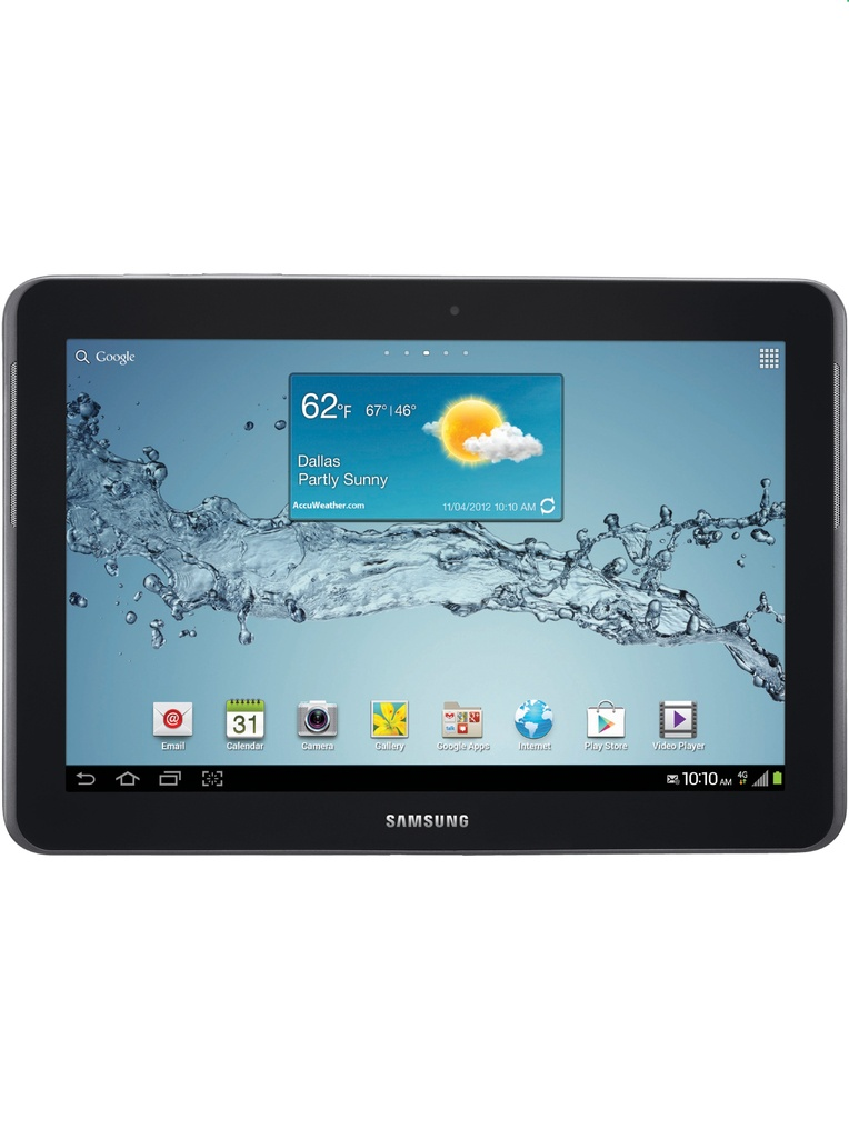 image of Samsung-Tab-2-10inch-front-Black