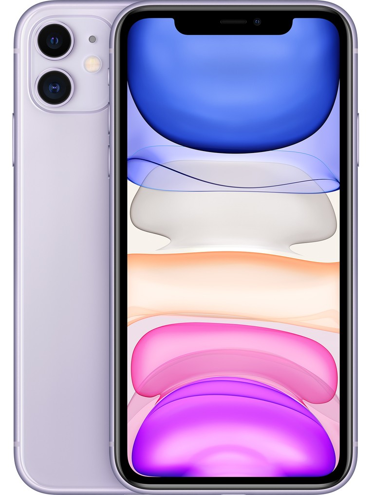 image of apple-iphone-11-front-Purple