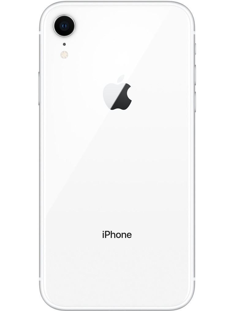 image of apple-iphone-xr-back-White