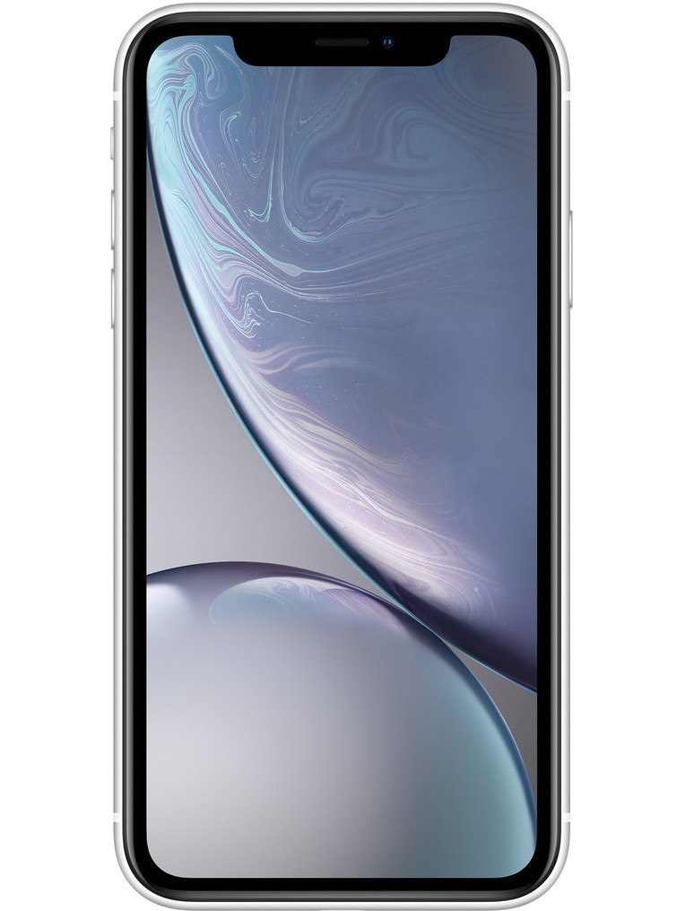 image of apple-iphone-xr-front-White