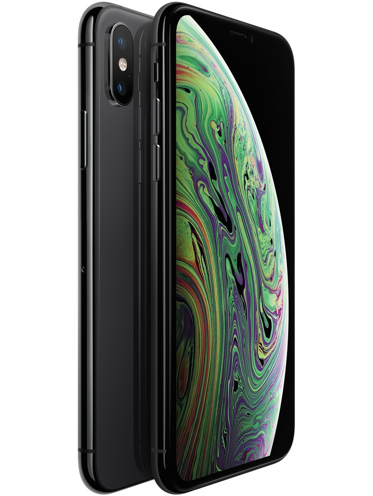 image of apple-iphone-xs-angle_1-Space-Gray