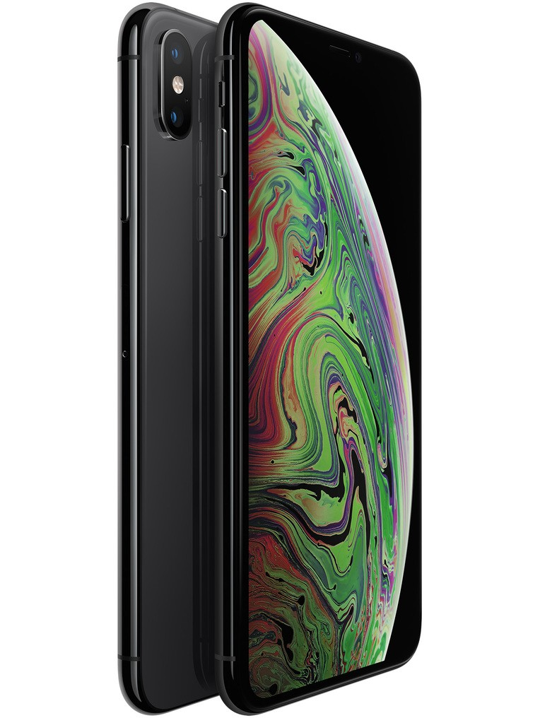 image of apple-iphone-xs-max-angle_1-Space-Gray