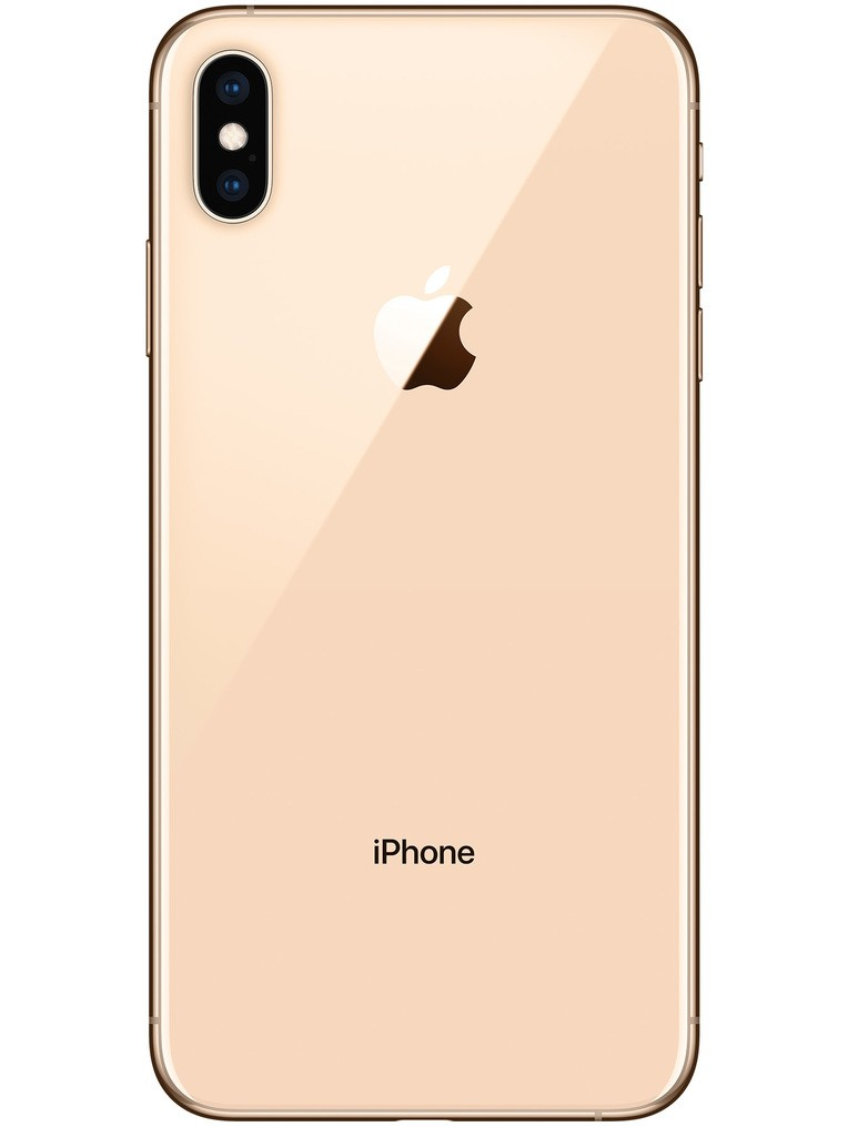 image of apple-iphone-xs-max-back-Gold