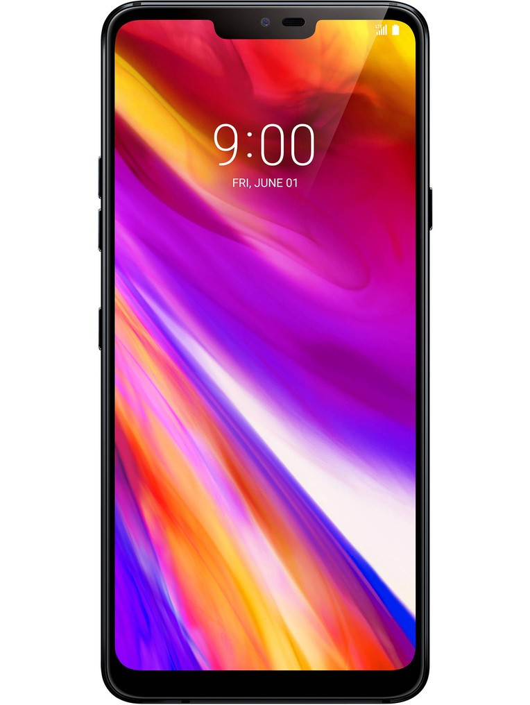 image of lg-g7-thinq-front-Black