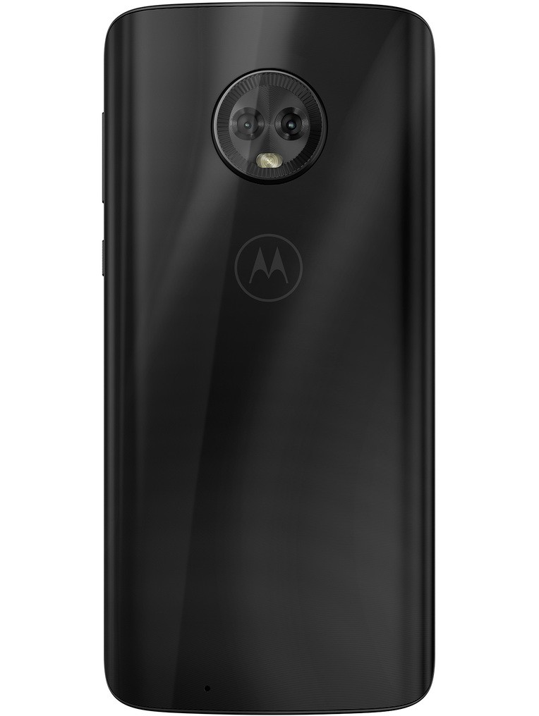 image of motorola-moto-g6-back-Black