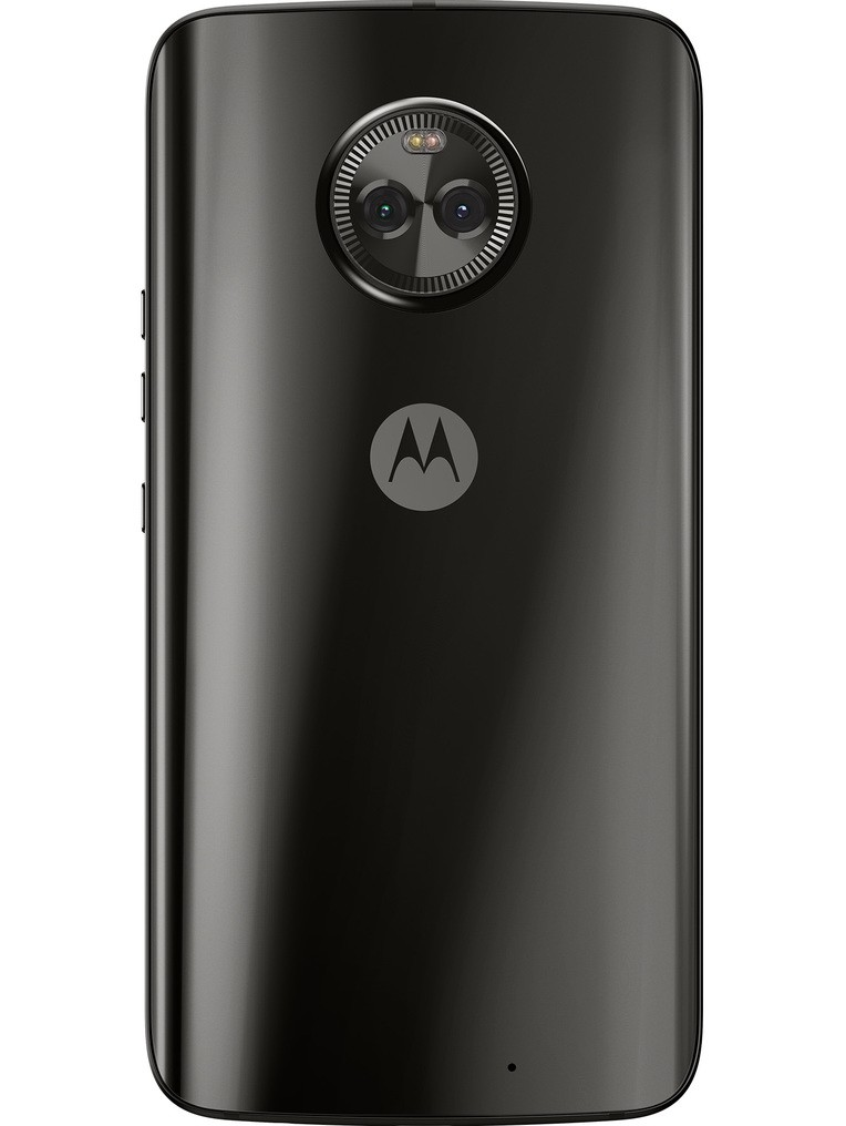 image of motorola-moto-x4-back-Super-Black