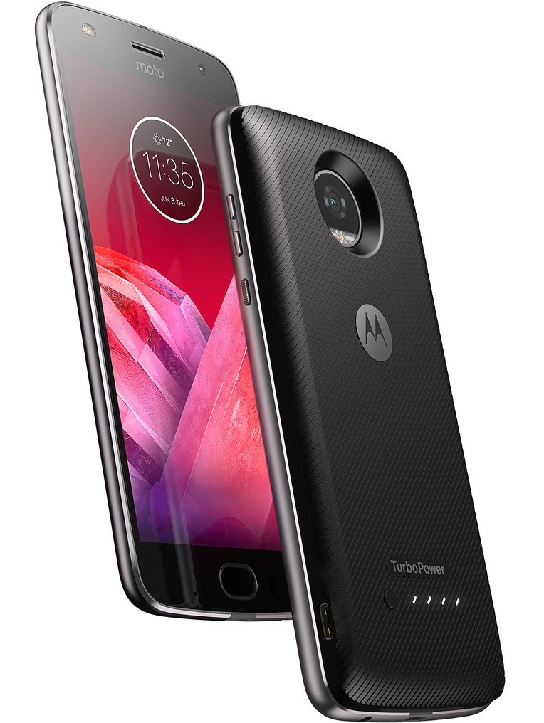 image of motorola-moto-z2-play-+-turbo-boost-battery-front-Lunar-Gray