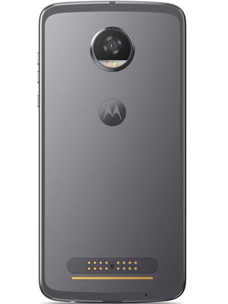 image of motorola-moto-z2-play-back-Lunar-Gray