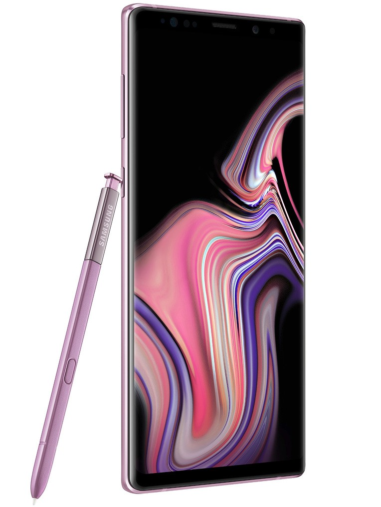 image of samsung-galaxy-note9-side-Lavender-Purple