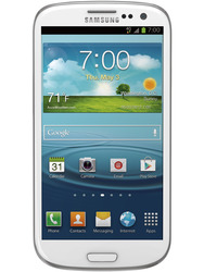 Galaxy SIII White Refurbished