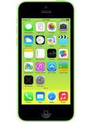iPhone 5c Green