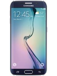 Galaxy S6 edge Sapphire Black