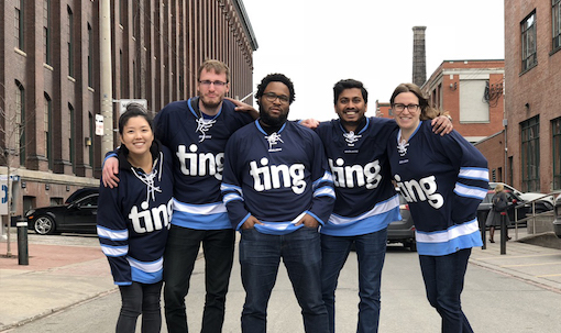 Picture of Ting employees